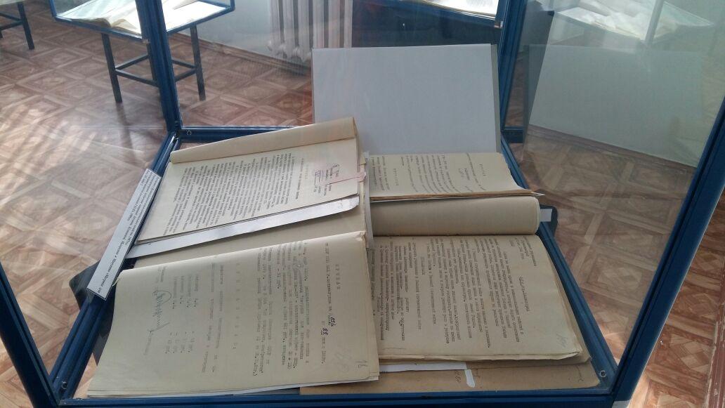 Выставка, посвященная АО Горкоммунхоз»